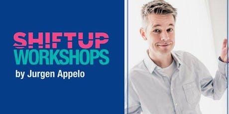 Shiftup Innovation Leader Workshop à Montréal tickets