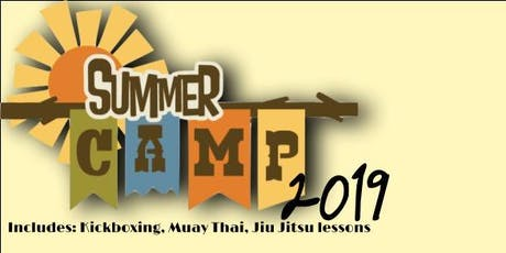 Orillia's best Summer Camp by Black Lotus Academy! tickets