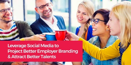Digital Recruitment Masterclass | Switch On Your Talent Magnet tickets