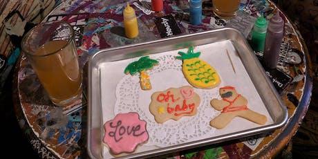 Drink & Decorate: Sugar Cookie Workshop at Tattooed Mom tickets
