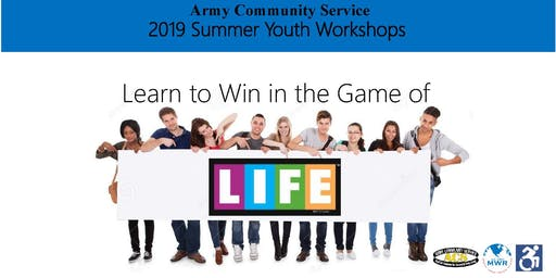 ACS Summer Youth Workshops - Suicide Prevention: What are the Signs?