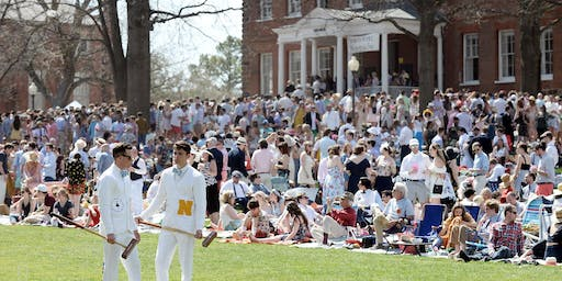 USNA Out 2020 Annual Alumni & Midn Brunch with Croquet