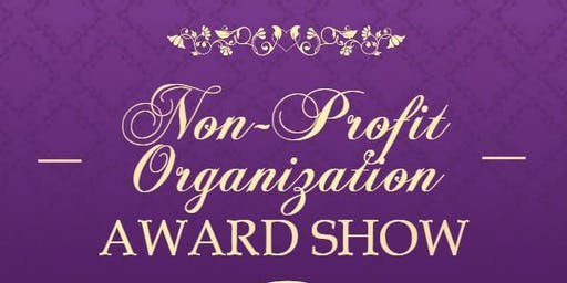 "LFCA presents ""Non-Profit Organization Award Show"""