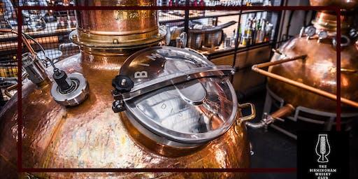 The Whisky Club :: Bimber Distillery Bar Sampling