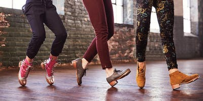 Kick-Off National Tap Dance Day with Live Tap Jam Extravaganza at CAPEZIO!