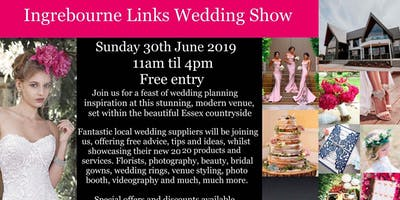 Ingrebourne Links, Rainham, Essex, wedding fair Exhibition