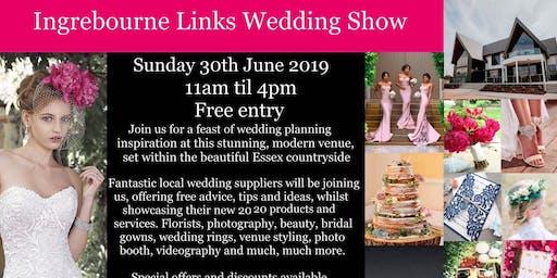 Ingrebourne Links, Rainham, Essex, wedding fair Exhibition