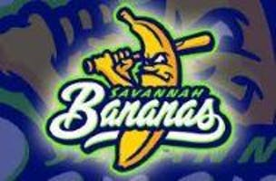 Savannah Bananas vs. Martinsville Game