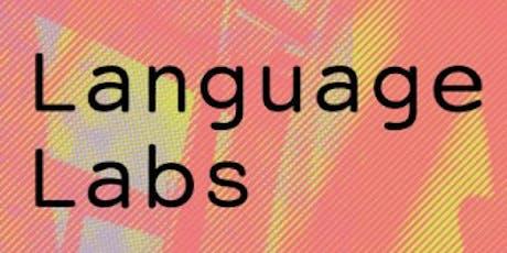 Language Labs London Fields tickets
