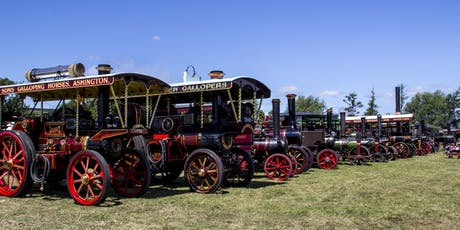 Driffield Steam & Vintage Rally tickets