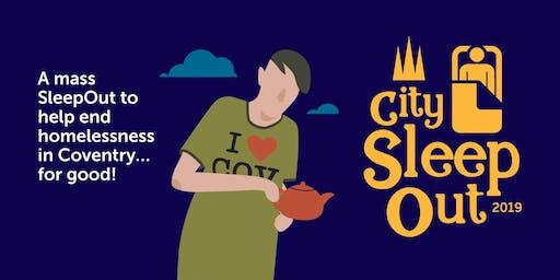 City SleepOut 2019