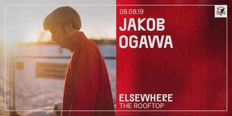 Jakob Ogawa @ Elsewhere (Rooftop) tickets