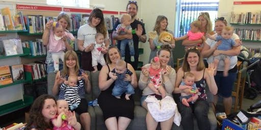 Stroud Library - Baby Bounce and Rhyme