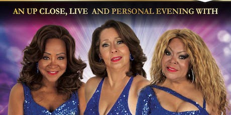 An Evening With The Three Degrees tickets