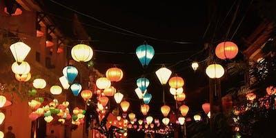 Lantern & Light Festival am Odeonsplatz
