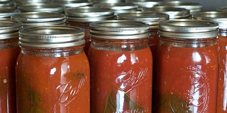 Fall Canning & Preserving tickets