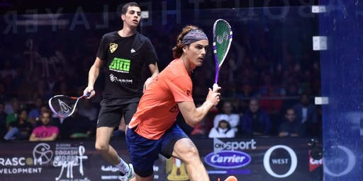 SquashSkills Coaching Camp: Improve your attacking play!