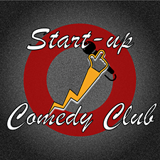 Start-up Comedy Club logo