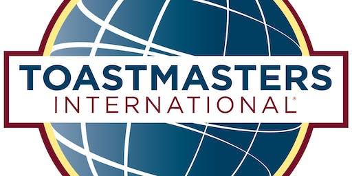 Toastmasters Weekly Meeting at ATMC
