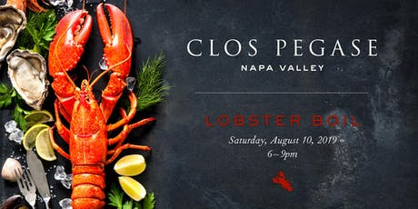 Clos Pegase Lobster Boil tickets