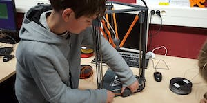 EuraTech'Kids - Cycle Maker Impression 3D - 8/12 ans