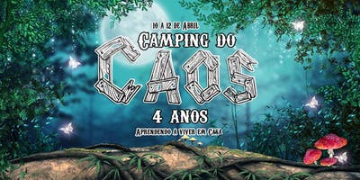 Camping do Caos 4 - Lote/Combo Amantes