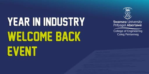 Year in Industry Welcome Back Event (Returning Level S Students)