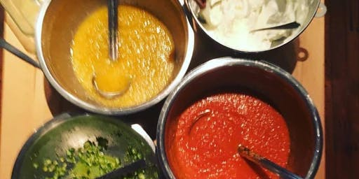 The Art of Making Soups