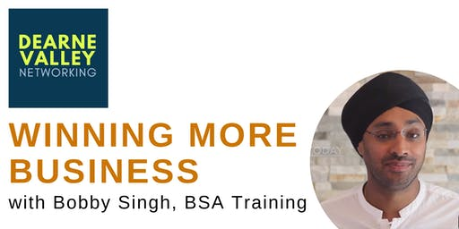 Sales Masterclass with BSA Associates