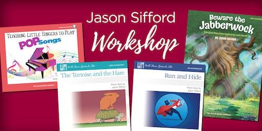 Jason Sifford Workshop