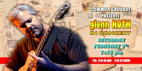 Glenn Roth 2020 tickets