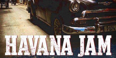 The Jesús Cutiño Band presents Havana Jam tickets