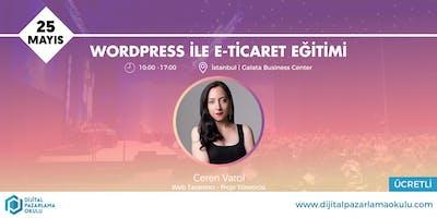 WordPress ve E-Ticaret Eğitimi (Ücretli)