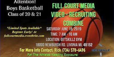 Full Court Media /Boys Basketball Video Recruiting Combine