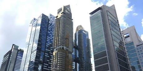 Délégation économique à Singapour billets