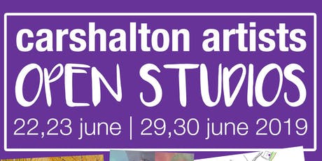 Carshalton Artists Open Studios - Honeywood Museum tickets