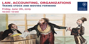 Workshop on Law, Accounting, and Organizations