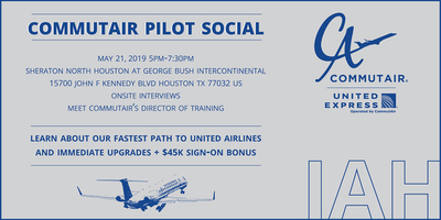Houston Area Pilot Social