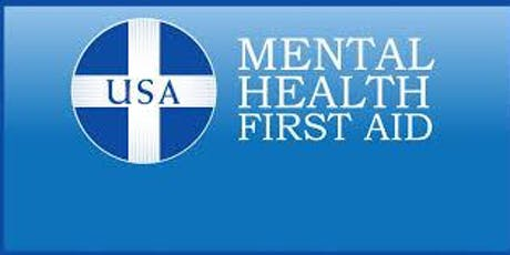Mental Health First Aid for Fire/EMS Course tickets