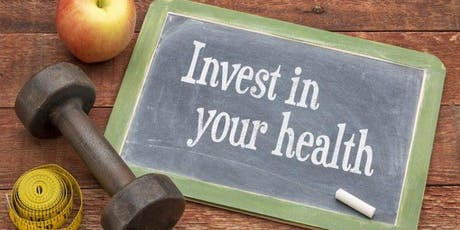 Thrivent Member Network: Investing In Your Health Workshop! - 9/28/19 tickets