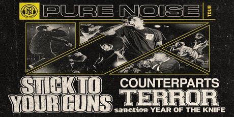 Stick To Your Guns: Revolver Presents The Pure Noise Tour tickets