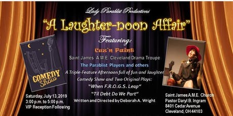 A Laughter-noon Affair tickets