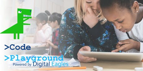 Barclays Code Playground Live tickets