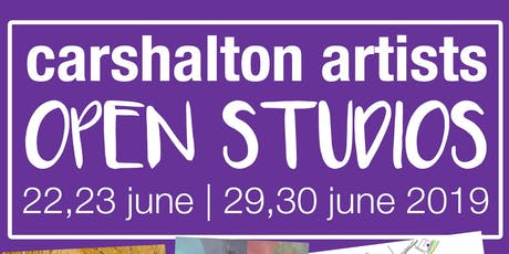 Carshalton Artists Open Studios - Little Holland House tickets