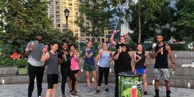 Fitness Boot Camp with Ruel Davis! (free)