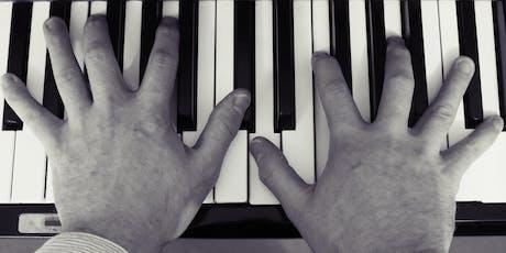 Alex Winkcup: Solo Piano Concert  tickets