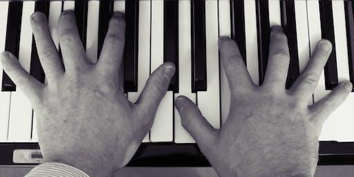 Alex Winkcup: Solo Piano Concert