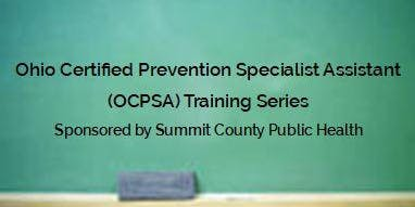 OCPSA Prevention Training Series