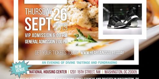 HeArt & Sole: An evening of divine tastings and fundraising