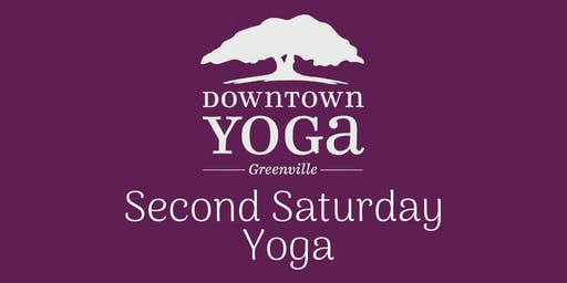 Second Saturday Yoga